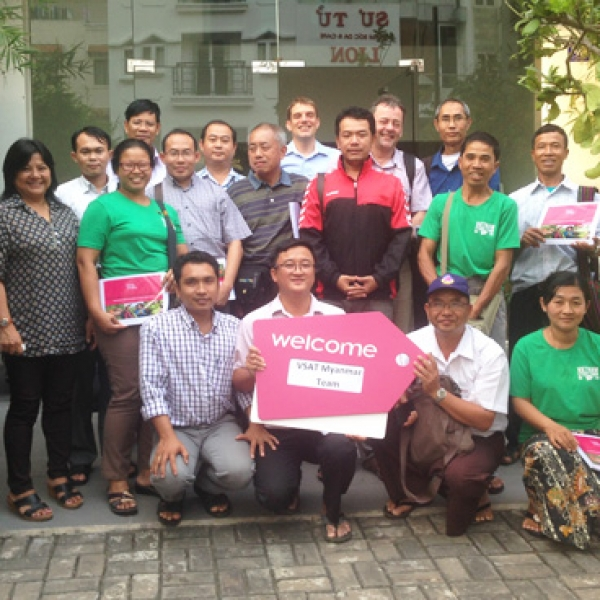 Fresh Studio organizes fresh produce value chain study tour in Vietnam