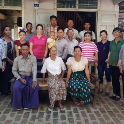GAP Sein Ta Lone Mango Value Chain Study in Myanmar