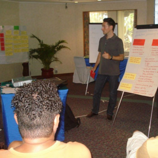 MDF & Fresh Studio's Value Chain Development course in Bali