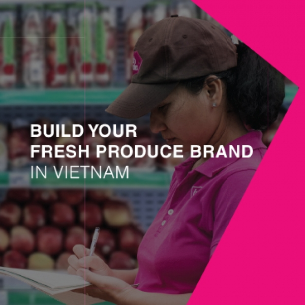 Investigating the presence of branded fresh produce in HCMC supermarkets